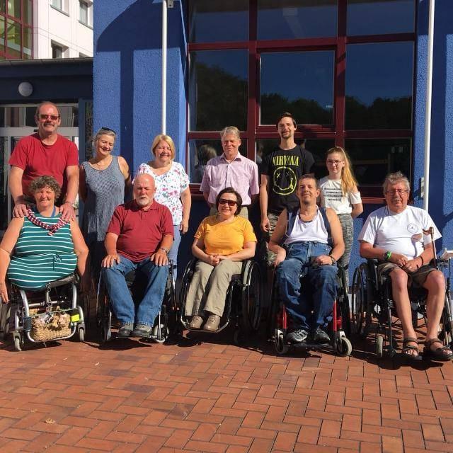 27. Behindertensportfest 2018 in Tangerhütte